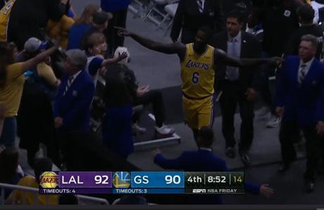 【影片】Stephenson掌摑Cook被驅逐,詹皇哈哈大笑還跟Cook鬧-黑特籃球-NBA新聞影音圖片分享社區