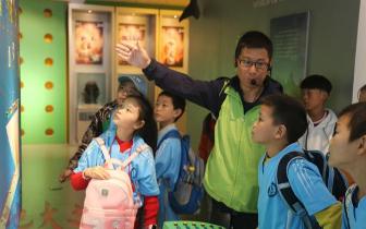 湘潭盘龙今年被评为全国中小学生研学实践教育基地