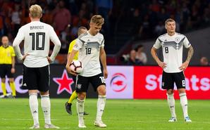 欧洲国家联赛:德国0-3惨败荷兰
