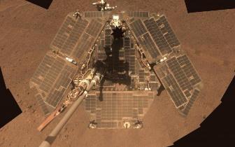 """火星即将进入多风季节 """"机遇号""""或能很快被唤醒"""