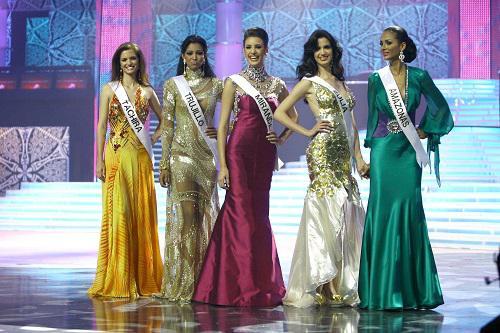 委内瑞拉女孩热衷选美 不惜代表其他国家参赛