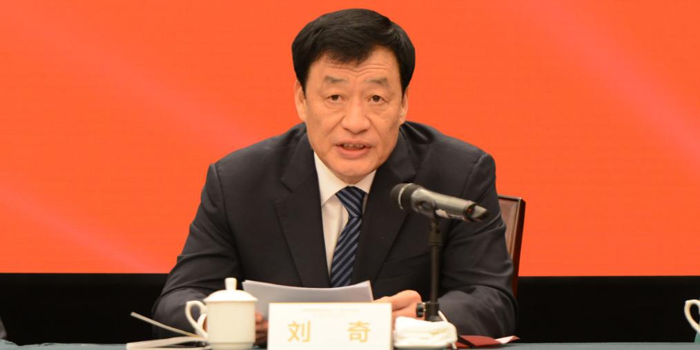 刘奇:确保完成今年经济社会发展目标