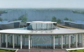 备受关注的南充大剧院改造工程 预计今年底竣工