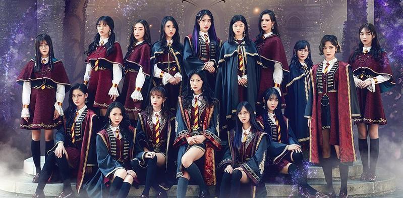 SNH48《魔女的诗篇》MV上线