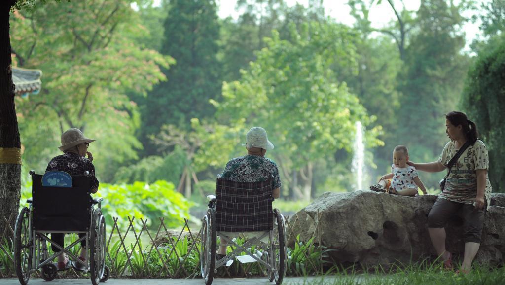 北京近1/4户籍人口60岁以上 老龄化程度居全国第二