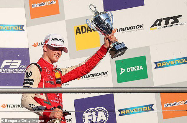 舒馬赫之子獲歐洲F3年度總冠軍 周冠宇位列第八