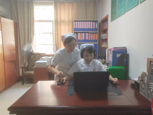 """南昌市第一医院首推""""微课""""护理培训新模式"""