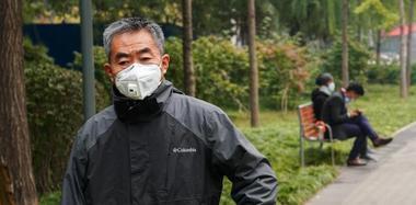 雾霾侵袭华北 京津冀部分地区空气重污染