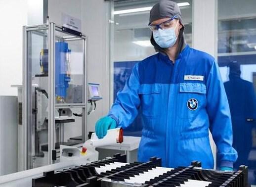 宝马联手产业链供应商建汽车电池回收企业