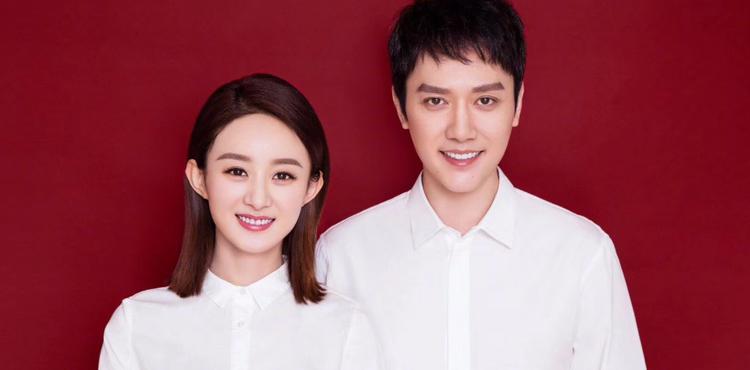 8012年了 冯绍峰赵丽颖结婚你还在讨论配不配?