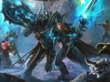 魔兽争霸热门RPG地图推荐爱:超级好玩《冰火魔厨》