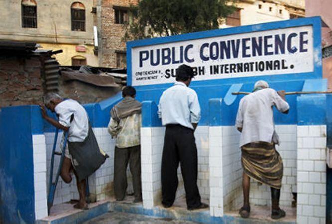 印度的厕所、日本的厕所和中国的厕所,这差距一目了然