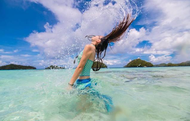 最透明海水在哪?