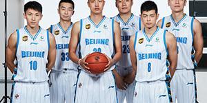 北京男篮新赛季写真 超强全华班