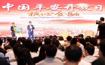 中国平安解释公司价值构成和科技在业务中的应用