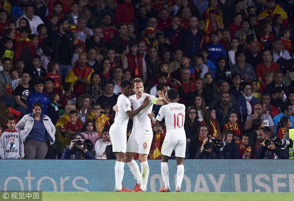 炸裂!英格兰派U25斩杀世界冠军 还敢说欧洲中国队?