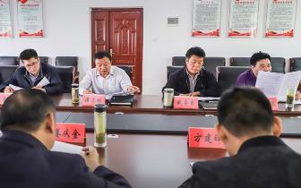 大悟县政协到教育系统开展重点提案督办视察活动