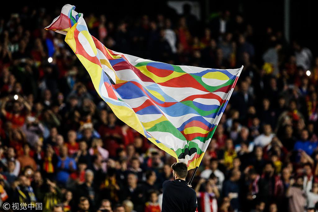 西班牙球迷嘘国歌接受调查 最严厉将处以空场处罚