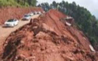 扩散!国道245线断道施工3天前往凉山这几个县的注意了