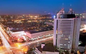王浩:加快打造宜居宜业宜游的现代化城市的核心区