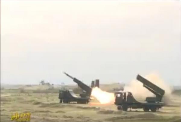 军网首次公开新型红旗22导弹发射 或将出口欧洲
