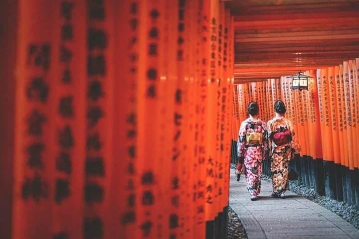 担心游客爆满影响生活 日本实施