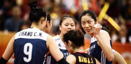 世锦赛中国女排3-1逆转荷兰 朱婷再现霸气小眼神