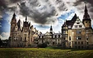 梦幻城堡盘点
