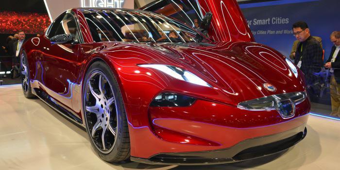 新跑车品牌菲斯克2020或推入门电动车 约4万美元