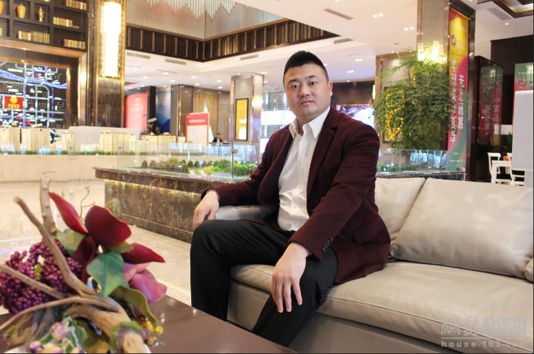 专访荣盛焦帅: 荣盛中心价值赋予生活新定义