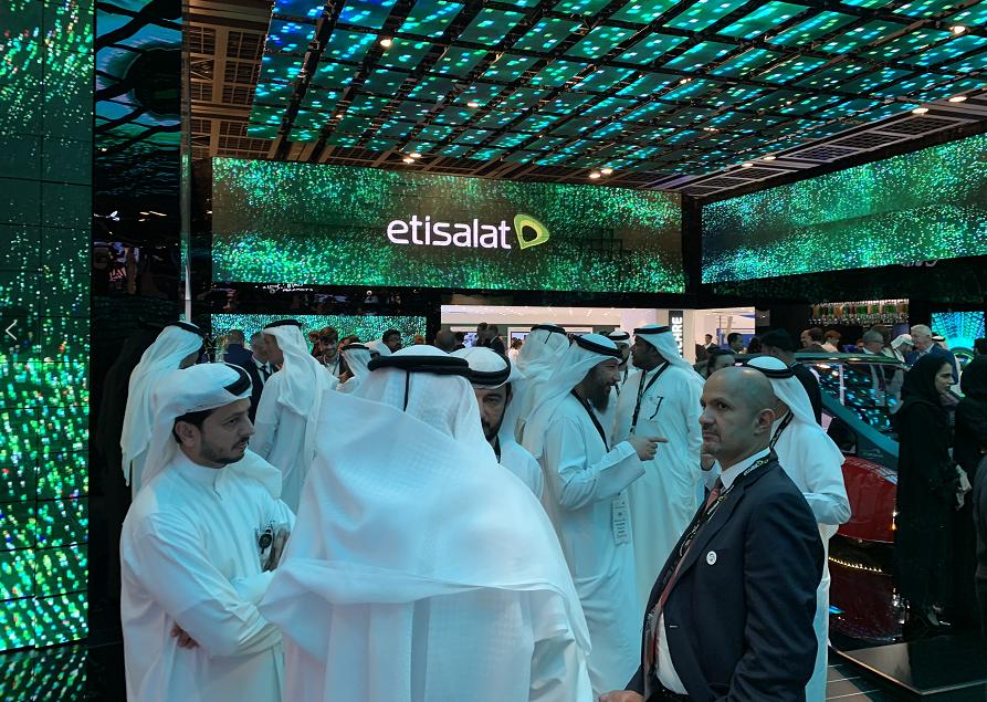 独家探秘迪拜科技展:世界最豪城市怎么玩人工智能