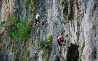 2018中国攀岩自然岩壁系列赛将在长治举行