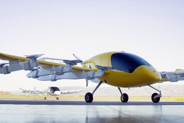 新西兰航空与Zephyr Airworks合作推电动飞行汽车