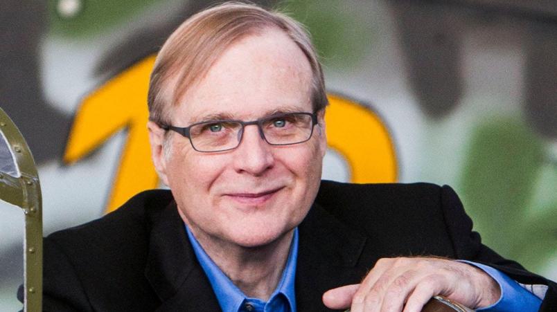 微软联合创始人保罗·艾伦因癌症去世