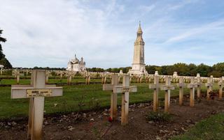在国家公墓追溯历史