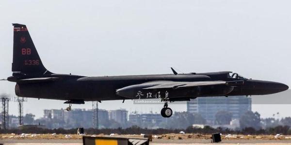 高空间谍61年!中国军迷拍美U2侦察机