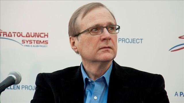 微软联合创始人保罗·艾伦因病逝世 享年65周岁