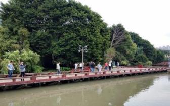 """福州创新水系综合治理模式 打造""""水清河畅""""图景"""
