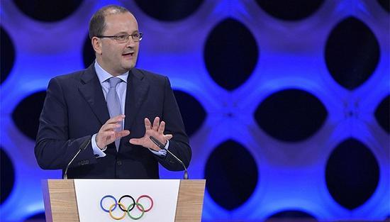 国际奥委会举行仪式缅怀鲍曼 他为世人指明道路