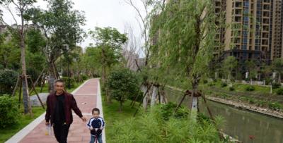 福州新浦上河开放迎客 明年将新建二级调度中心