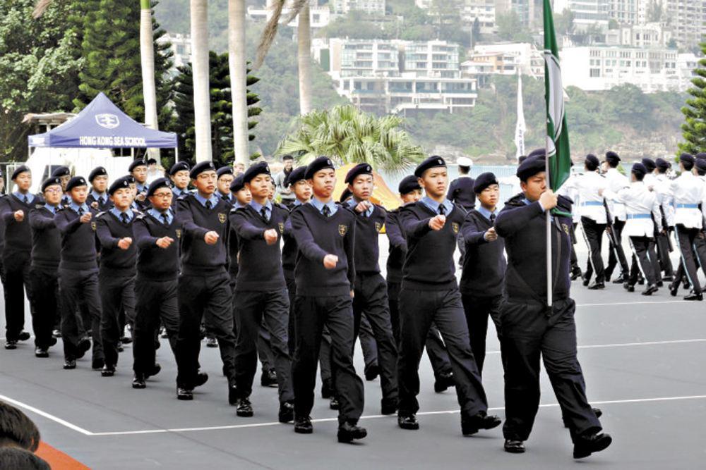 香港航海学校爆发手足口病 22名患病男生已就医