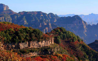 中国攀岩自然岩壁系列赛(黎城站)10月25日开赛