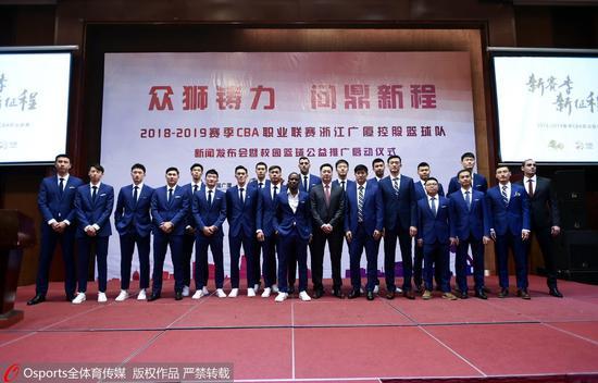 李春江:通过总决赛历练 我们更有信心打好今年比赛