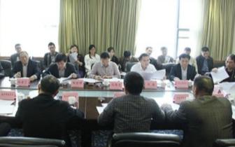 广西党委政府部署稳步推进贫困县脱贫摘帽县工作