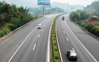 """成南高速""""四改八"""" 南充城区段新建复线30公里"""