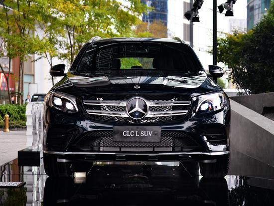 虽迟但到 国产奔驰GLC长轴距版今晚上市
