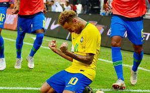 米兰达绝杀 巴西赢南美超级德比