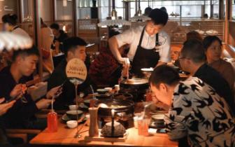 吃喝都来自非遗 九锅一堂第十二家店再次革新