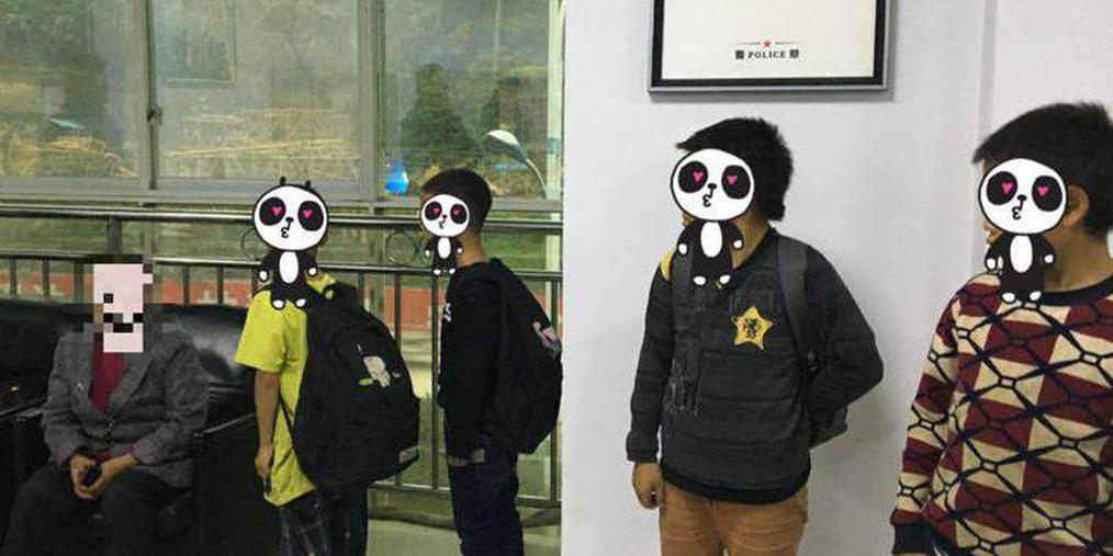 宜宾3天7个孩子相继离家出走吓坏了家长忙坏了警察叔叔