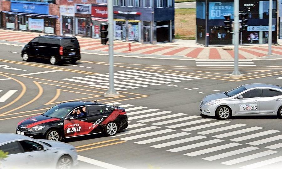 现代摩比斯模拟城市背后的计划:研发自动驾驶技术